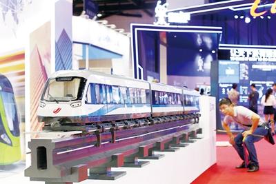 中国-东盟博览会吸引众多外国客商参展